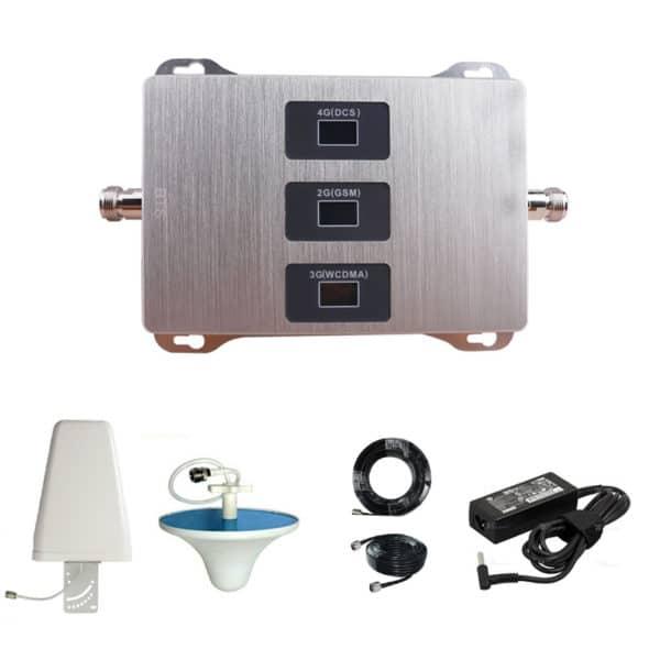 Pro amplificador de banda dual 4G