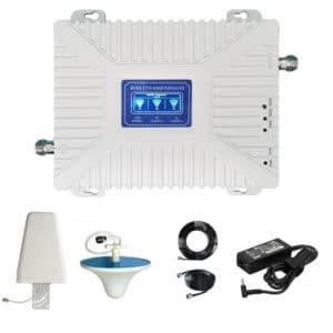Pro amplificador de banda dual en casa 4G