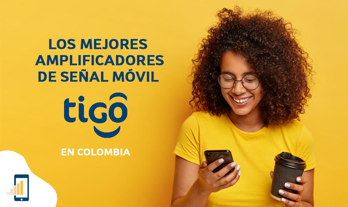 Los mejores amplificadores de señal móvil Tigo en Colombia
