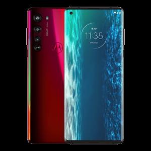 Motorola Edge-RojoPlum-Dual