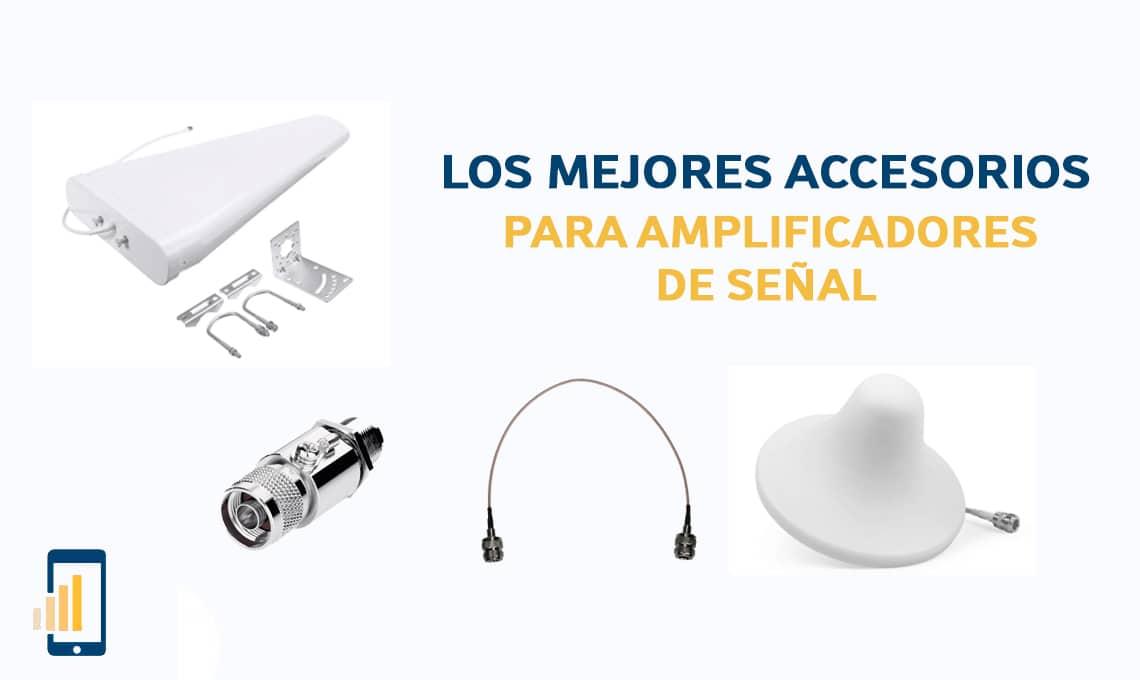 Los mejores accesorios para amplificadores de señal
