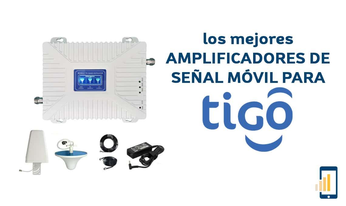 Los mejores amplificadores de señal móvil para Tigo